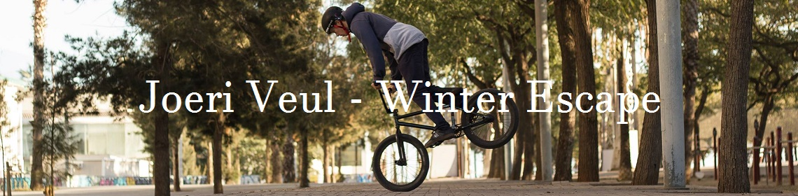 Nieuwe video - Joeri Veul - Winter Escape